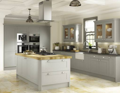 Shropshire Hand Painted Kitchens